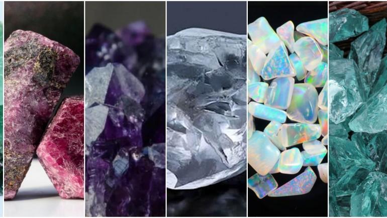 Nomes e o significado das pedras preciosas
