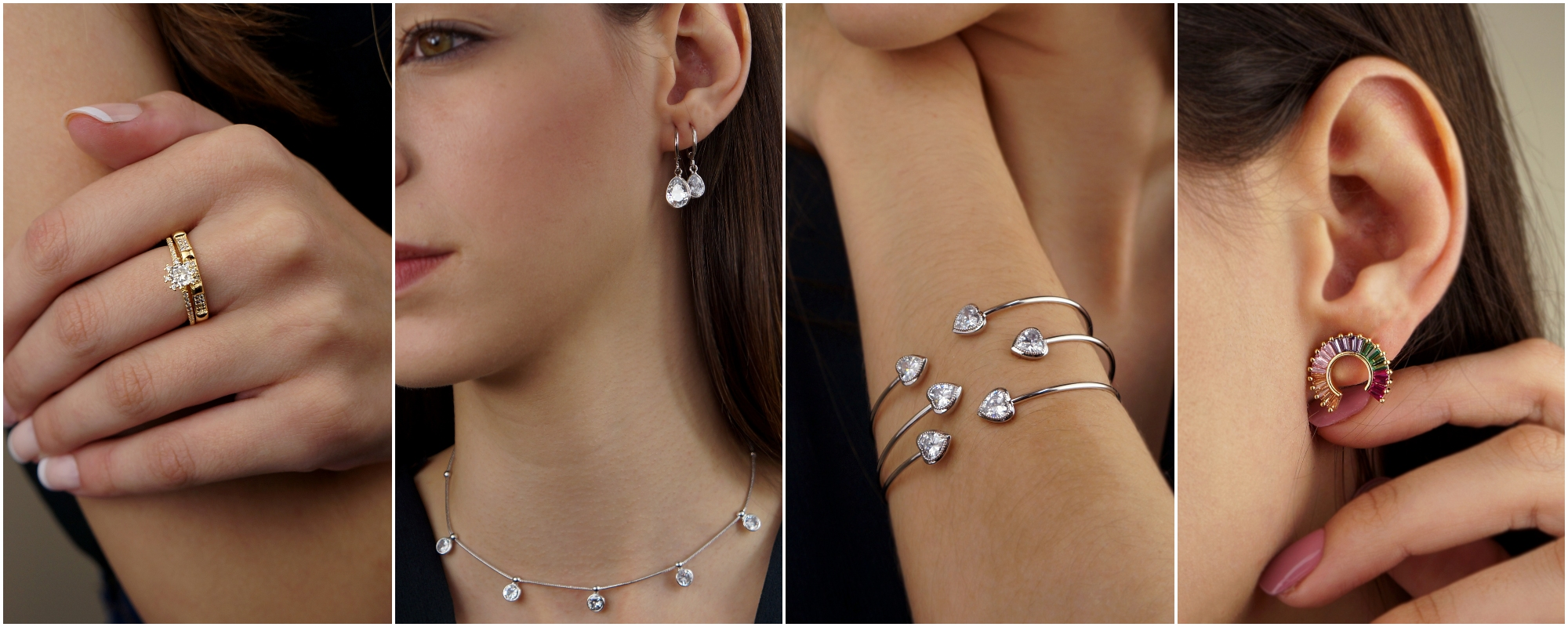 Por que semi joias delicadas são perfeitas para você?