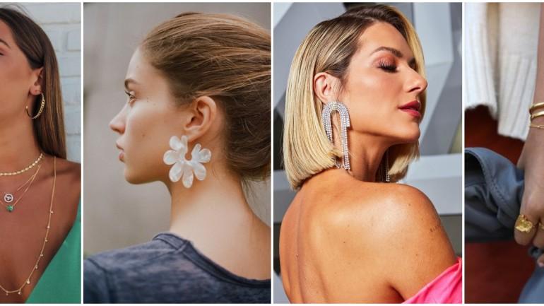 Tendências de joias e bijuterias Primavera Verão 2019/2020