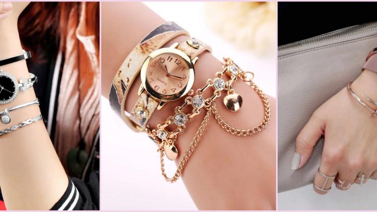 6 Dicas de como usar pulseiras com relógio + Fotos para se inspirar!