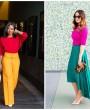 Aprenda combinação de cores de roupas